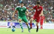 U23 Iraq vượt trội U23 Việt Nam về kinh nghiệm