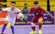 'Chiến tích của U23 Việt Nam là thách thức với đội futsal Việt Nam'