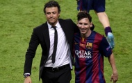 Luis Enrique ngồi ghế nóng, Arsenal sẽ có Lionel Messi?