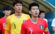 Son Heung-min và những ngòi nổ nguy hiểm bên phía Olympic Hàn Quốc