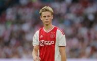 Frenkie de Jong và những cầu thủ tài năng mà bạn ít được xem họ thi đấu