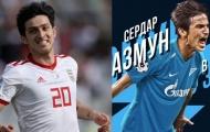 """""""Hung thần"""" 2 lần xé lưới Đặng Văn Lâm gia nhập Zenit"""