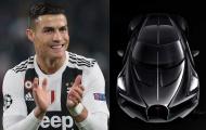 Ronaldo được đồn tậu siêu xe Bugatti 11 triệu euro