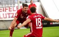 Thắng Gladbach, Bayern đã chỉ ra vấn đề ở phần còn lại của Bundesliga