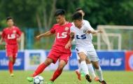 HAGL bất phân thắng bại với SLNA tại VCK U17 quốc gia