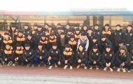 U17 HAGL Arsenal JMG tập huấn ở lò đào tạo nổi tiếng tại Hàn Quốc