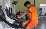 SLNA mất trung vệ Phạm Mạnh Hùng hết mùa giải 2017
