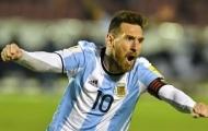 Lionel Messi thoát khỏi cái bóng của Diego Maradona ở Quito