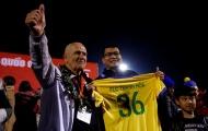 HLV từng vô địch châu Âu tạm biệt Thanh Hóa sau ngôi Á quân V.League