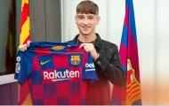 NÓNG: Barca chiêu mộ thành công 'niềm tự hào nước Anh' với giá siêu hời