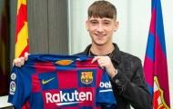Chơi chiêu 'xù tiền', Barca khó lòng ra mắt 'niềm tự hào nước Anh'
