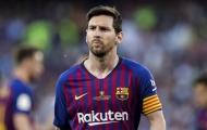 Valverde đưa ra câu trả lời cho tin đồn Messi rời khỏi Barca