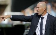 Cất hầu hết tân binh lên băng ghế dự bị, Zidane vẫn giúp Real giành trọn 3 điểm