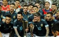 Đả bại Brazil, Messi nói một điều về Argentina sau trận đấu