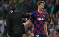 Thông tin chấn động! Valverde không muốn De Jong khoác áo Barca