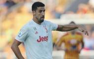 Khedira ấn định tương lai trước tin đồn rời Torino