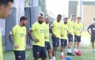 Barca triệu tập 5 gương mặt 'mới toanh' đối đầu Napoli