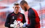 'M.U là đội bóng lớn nhất thế giới nhưng Henderson nên ra đi'