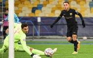 Thông nòng tại Champions League, tân binh Barca lần đầu lên tiếng