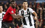 Dùng Ronaldo làm mồi nhử, Juve chuẩn bị kích nổ bom tấn từ Man Utd?
