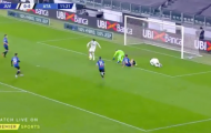 Giật gót kiểu Balotelli, Morata tạo ra màn tấu hài đỉnh nhất Serie A