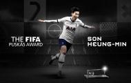 CHÍNH THỨC! Pha lập công đẹp nhất năm gọi tên Son Heung-min