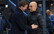Nagelsmann: 'Trước trận đấu với M.U, Pep đã đến đại bản doanh của chúng tôi'
