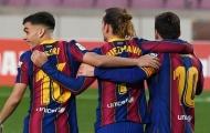 Chỉ nửa mùa giải tại Barca, Pedri đã 'ngồi chung mâm' với Hazard - Coutinho