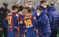Có một Messi khác lạ ở trận bán kết Siêu cúp TBN