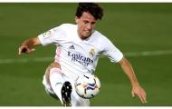 Bị Zidane bật bãi, kép phụ của Carvajal lại phải 'du học'