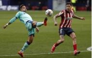 Thua nhược tiểu, Atletico nhận thêm cú sốc trước màn đại chiến Chelsea