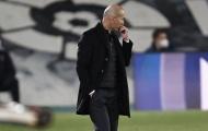 Hòa nghẹt thở, Zidane hậm hực khi bị truyền thông gặng hỏi