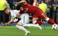 'Salah sẽ không dám xáp lại gần Ramos'