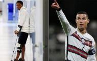 Ronaldo bất ngờ gửi thông điệp đến thần đồng Ansu Fati