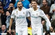 Mourinho: 'Ronaldo đã yêu Benzema'