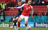Bác sĩ tuyển Đan Mạch tiết lộ về tình hình trên sân của Eriksen