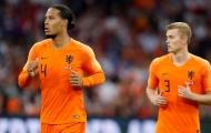 Hà Lan đón tin vui từ 'siêu trung vệ' trước thềm đại chiến Áo