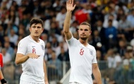 Southgate chia sẻ về khả năng ra sân của Maguire và Henderson