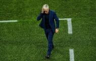 Deschamps xác nhận tương lai sau thất bại của tuyển Pháp