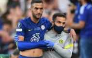 Chelsea phũ phàng với tương lai của Ziyech