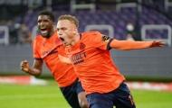 Arsenal vượt mặt AC Milan trong cuộc đua giành tài năng trẻ Brugge