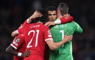 Khoảnh khắc chứng minh Cavani xứng đáng với suất đá chính cùng Ronaldo