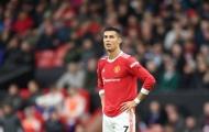 'Ronaldo chỉ có thể nhăn mặt'