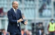 Allegri: 'Đây là một trong những màn trình diễn ấn tượng nhất của Juve'