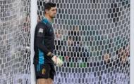 Thibaut Courtois: 'Trận đấu với Ý thật vô nghĩa'