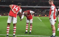 Arteta lên tiếng về tình hình chấn thương của bộ ba Arsenal