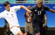 Olympic 2016: Đức nhọc nhằn chia điểm với Mexico