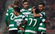 Sốc! Bas Dost, William Carvalho, Gelson Martins bị Sporting thanh lý hợp đồng
