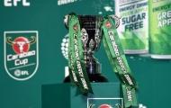 Bốc thăm bán kết League Cup: Man City 'dễ thở', Cheslea gặp khó