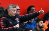 Solskjaer: 'Man Utd may mắn lắm mới không thua'